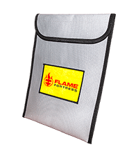 Flame Fortress® fireproof bag Single Pack